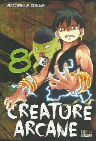 Creature arcane vol. 8