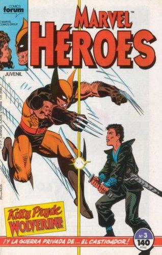 Marvel Héroes #3 (d...