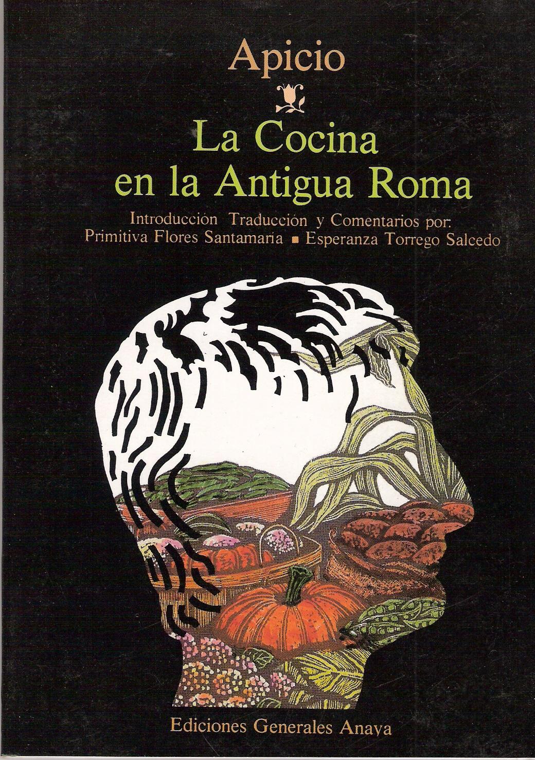 La cocina en la antigua Roma