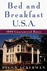 Bed and Breakfast USA 1999
