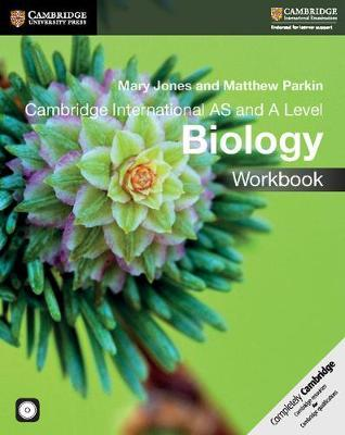 Cambridge International AS and A Level Biology. Workbook. Con CD-ROM
