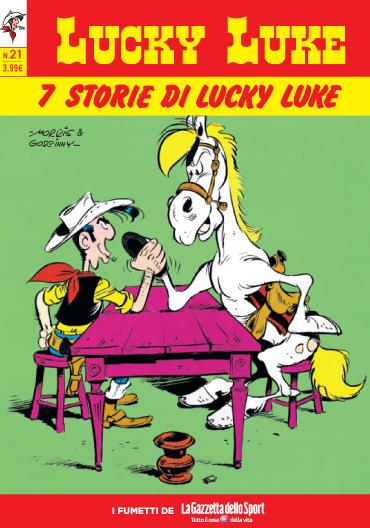Lucky Luke n. 21