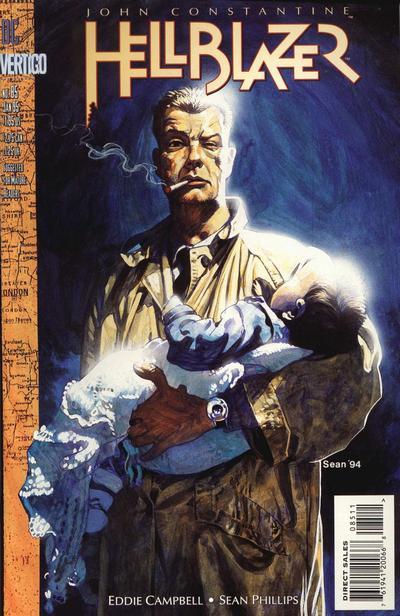 Hellblazer Vol.1 #85