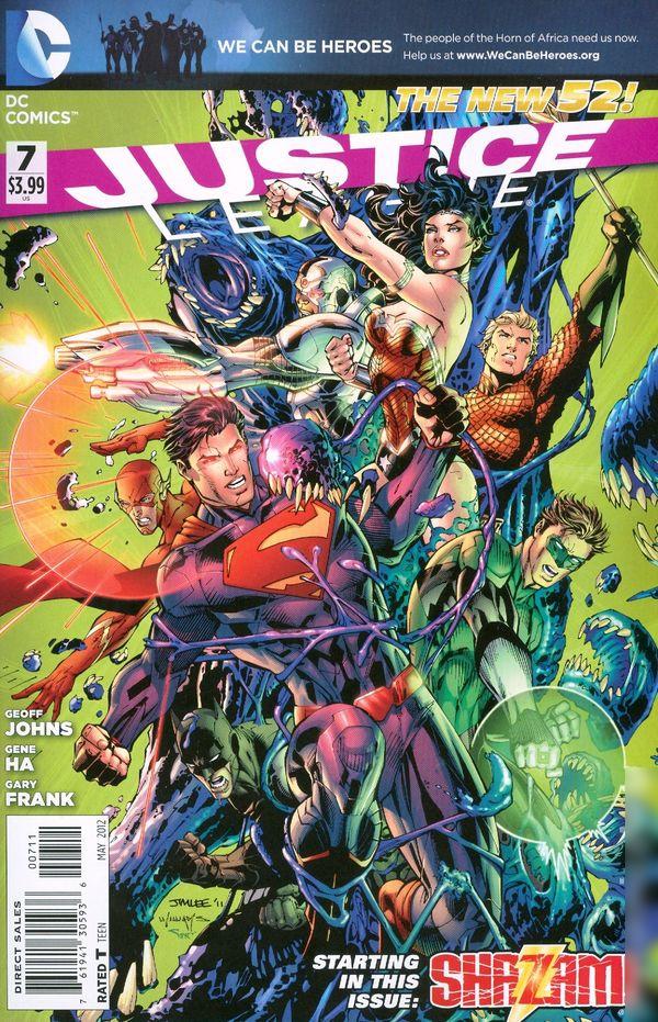 Justice League Vol.2...