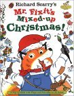 Richard Scarry's Mr. Fixit's Mixed-Up Christmas!
