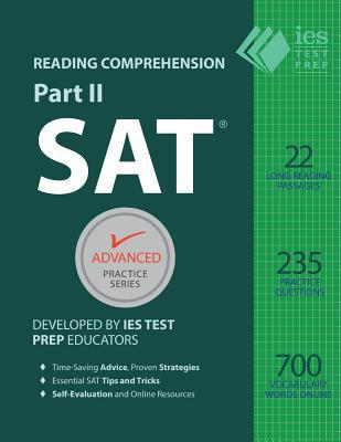 SAT Reading Comprehension, Part II