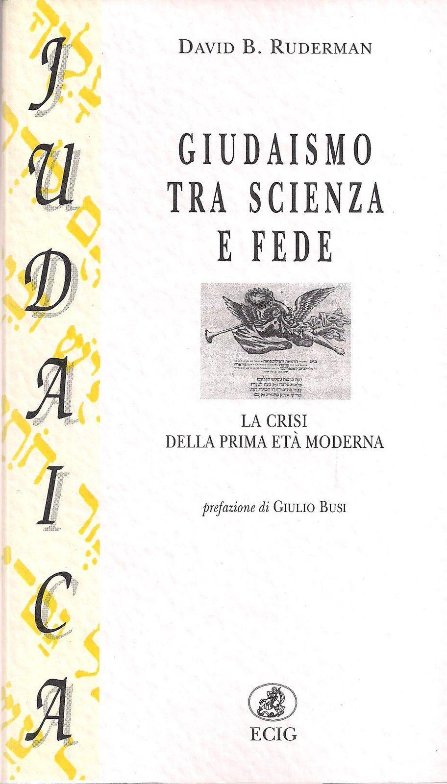 Giudaismo tra scienza e fede