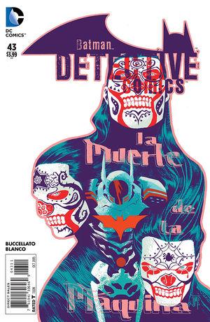 Detective Comics Vol.2 #43