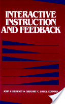 Interactive Instruction and Feedback