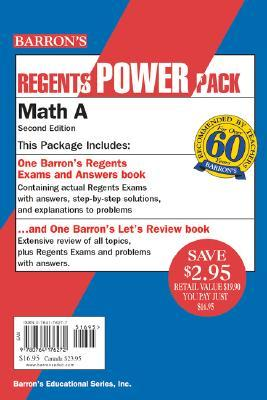 Math A Regents Power Pack