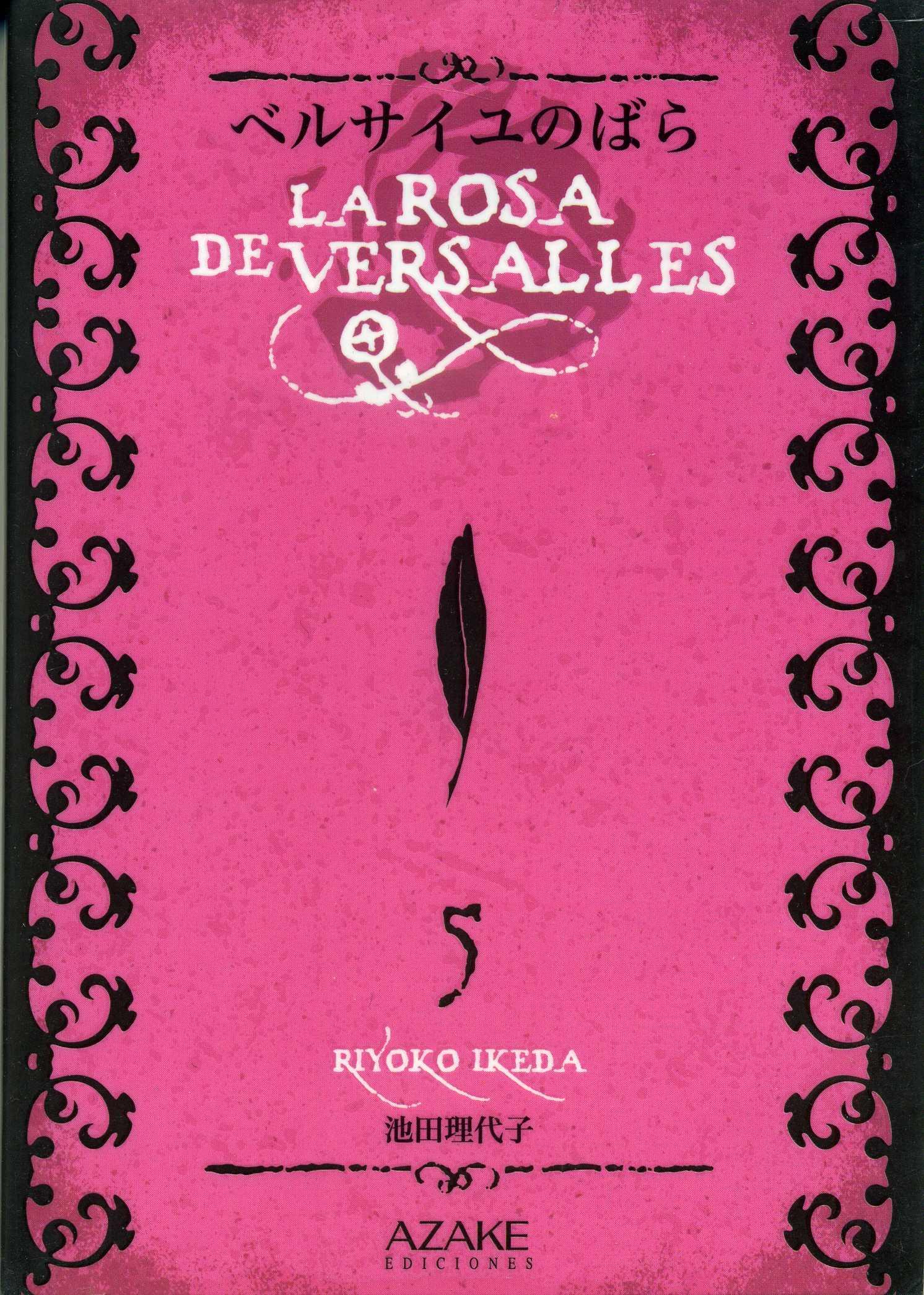 La Rosa de Versalles