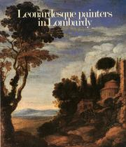 Leonardesque painters in Lombardy