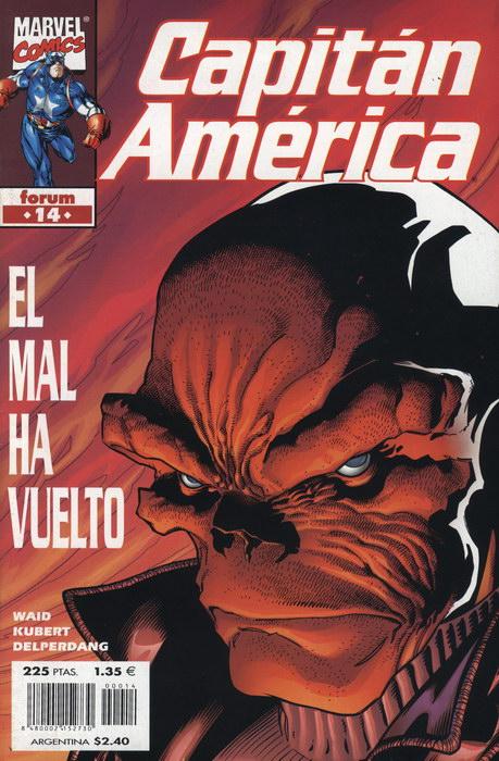 Capitán América Vol.4 #14 (de 27)