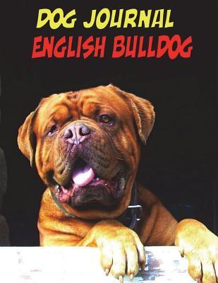 Dog Journal English Bulldo