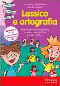 Lessico e ortografia. Con CD-ROM