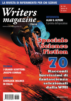 Writers Magazine Italia n. 34