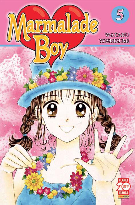 Marmalade Boy vol. 5