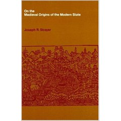 On the Medieval Origins of the Modern State,