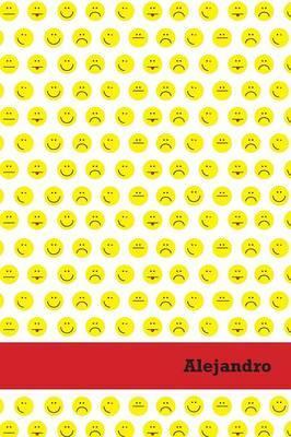 Etchbooks Alejandro, Emoji, Wide Rule