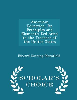 American Education, ...