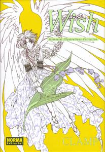 Wish Memorial Art Book Collection