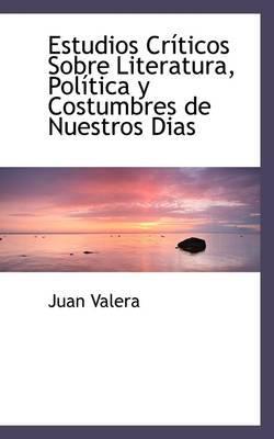 Estudios Criticos So...