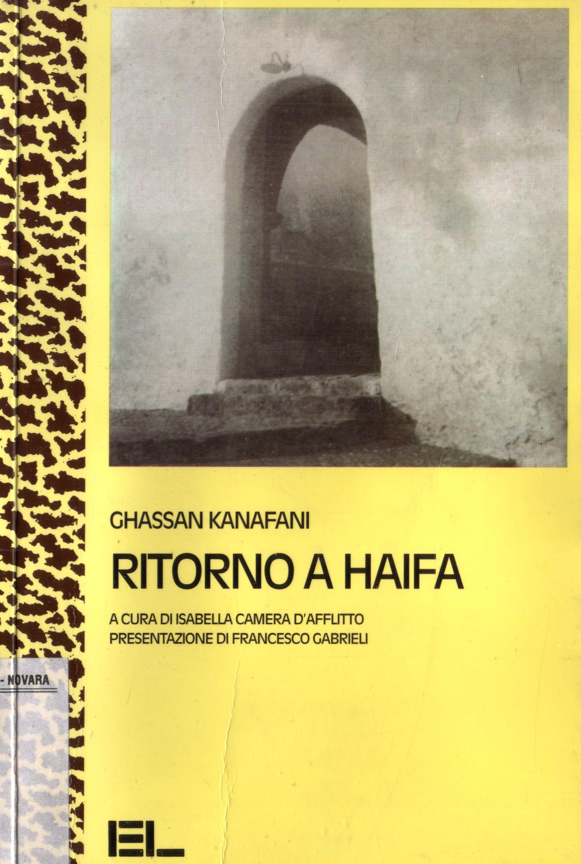 Ritorno a Haifa
