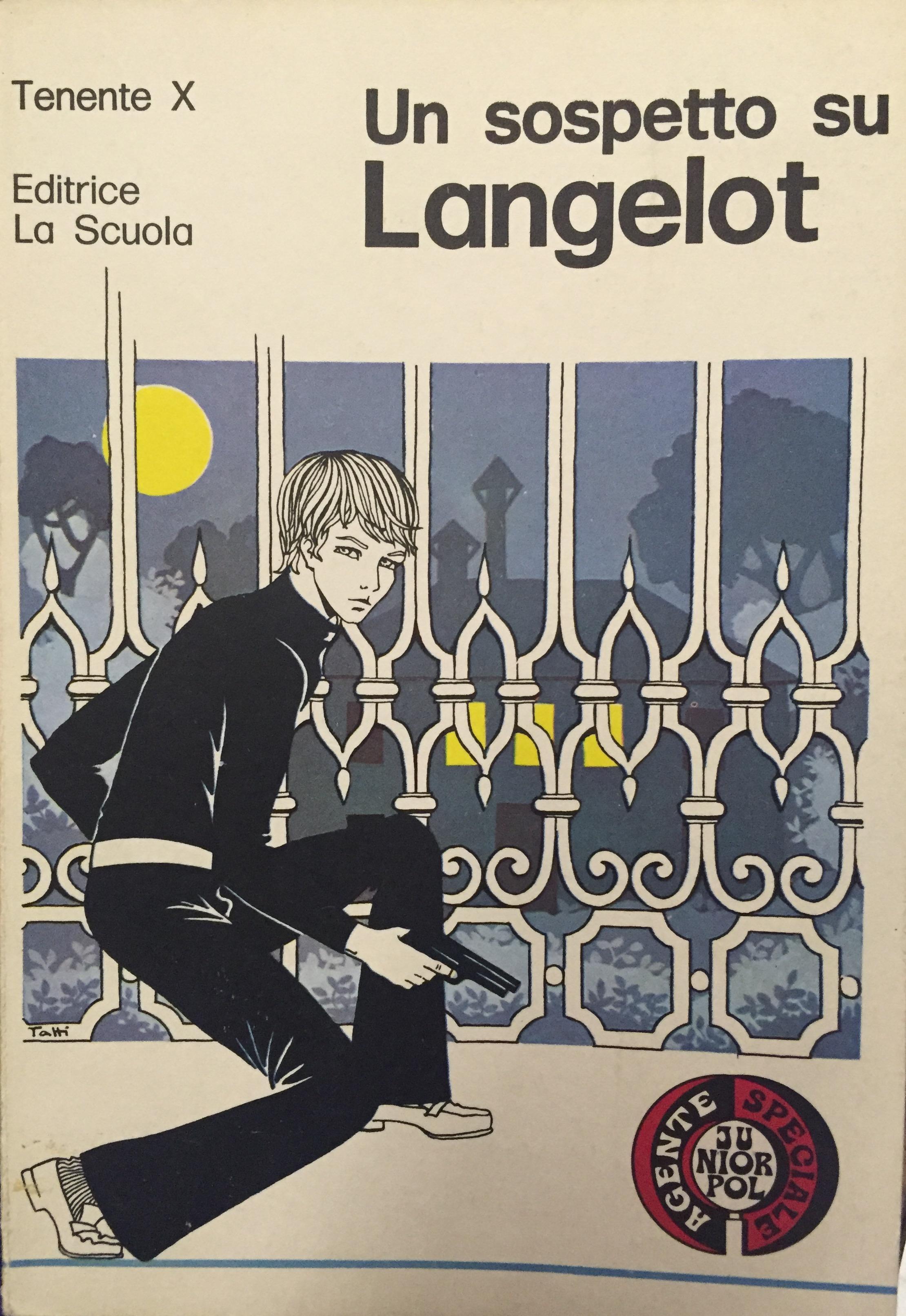 Un sospetto su Langelot