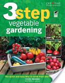 3-Step Vegetable Gardening