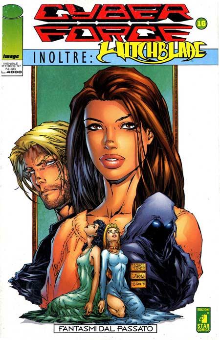 Cyberforce n. 16