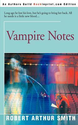 Vampire Notes