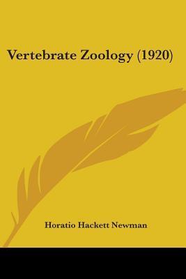 Vertebrate Zoology (1920)