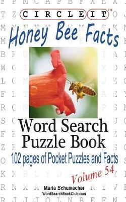 Circle It, Honey Bee Facts, Word Search, Puzzle Book