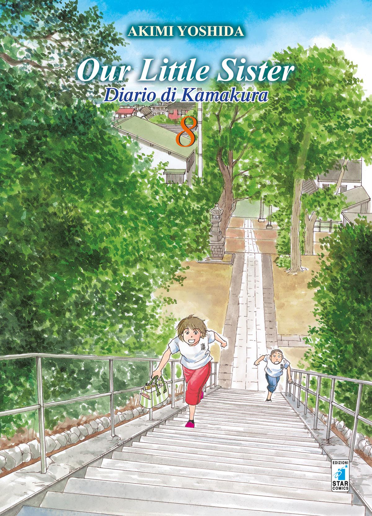 Our Little Sister - Diario di Kamakura vol. 8