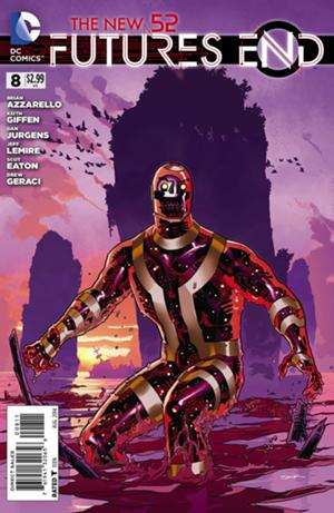 The New 52: Futures End Vol.1 #8