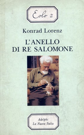 L'anello di re Salom...