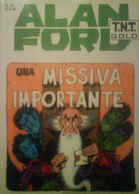 Alan Ford n. 078 - T...