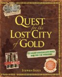 Quest for the Lost City of Gold with Sticker and Cards and Poster and Other