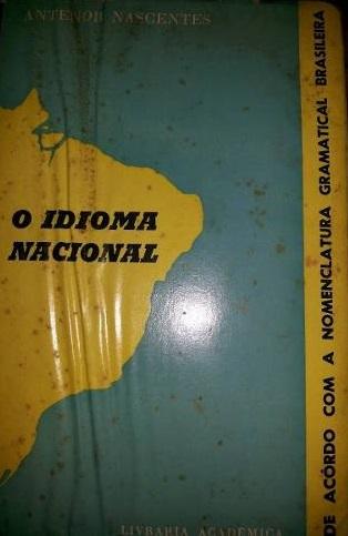 O Idioma Nacional