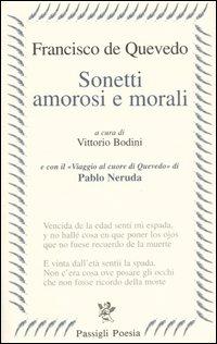 Sonetti amorosi e morali
