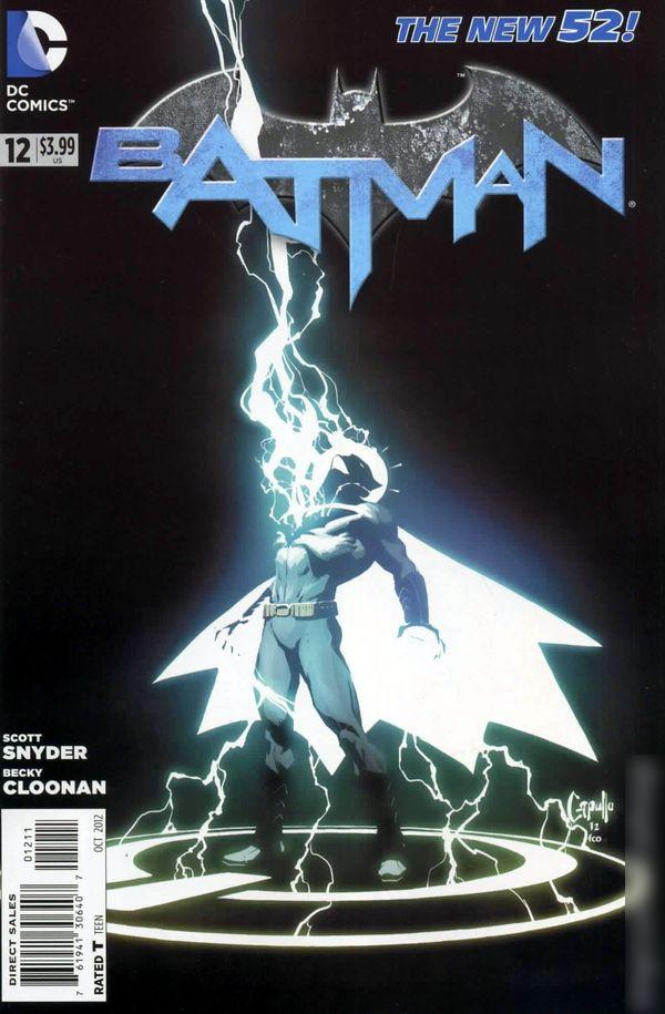 Batman Vol.2 #12