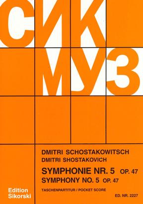 Symphonie nr.5 op.47