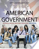 e-Study Guide for: American Government: Historical, Popular, and Global Perspectives, Brief Edition by Kenneth Dautrich, ISBN 9780495566151