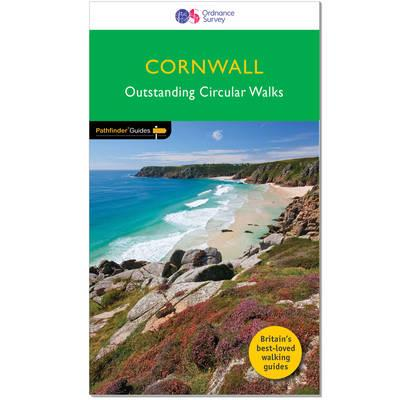 Cornwall Outstanding Circular Walks (Pathfinder Guides)