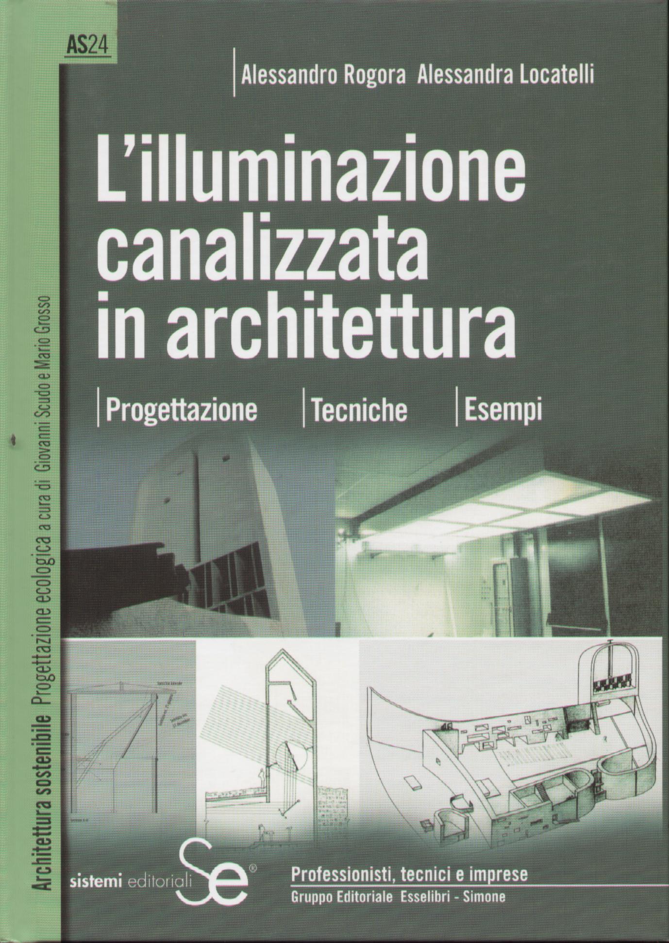 L'illuminazione canalizzata in architettura