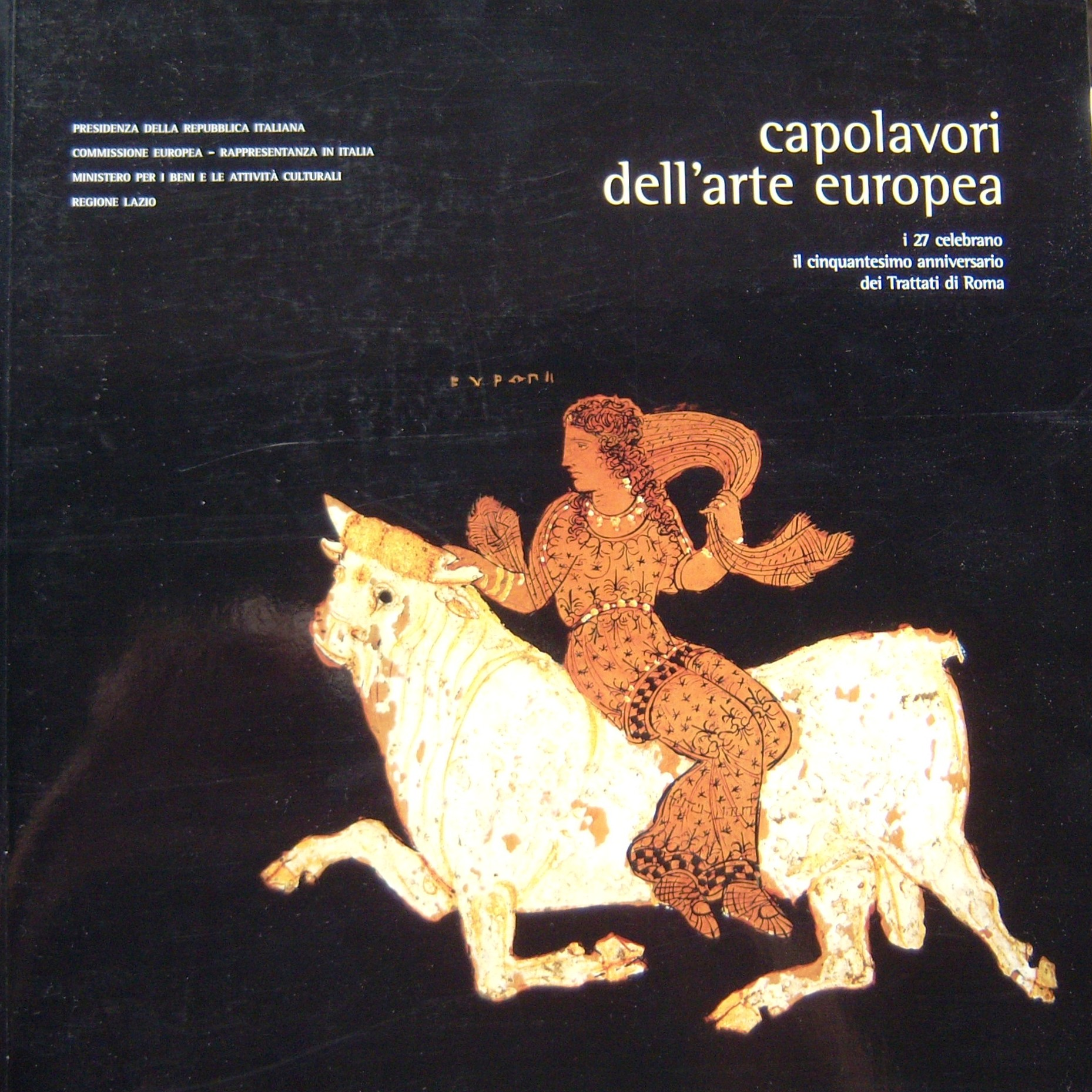 Capolavori dell'arte europea