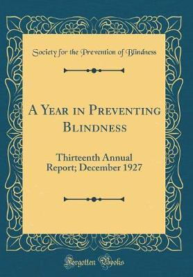 A Year in Preventing Blindness