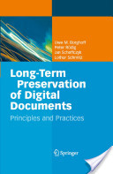 Long Term Preservation of Digital Documents