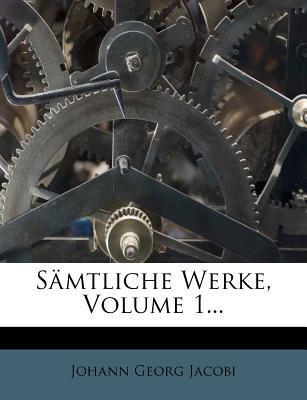 S Mtliche Werke, Vol...