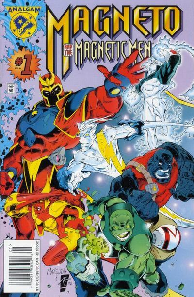 Magneto y los Magnet...